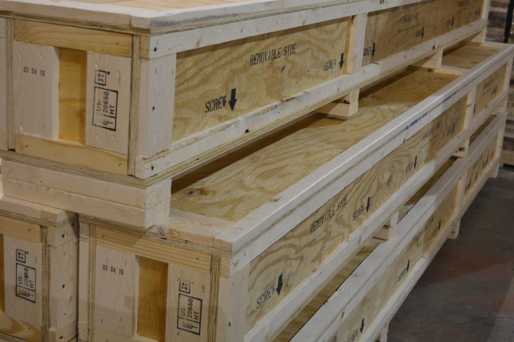 ISPM Export Crating Nashville