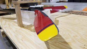Stunt Plane Propeller Custom Packaging