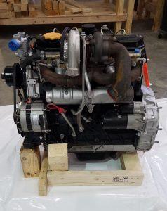 Landrover Defender Engine Shipping