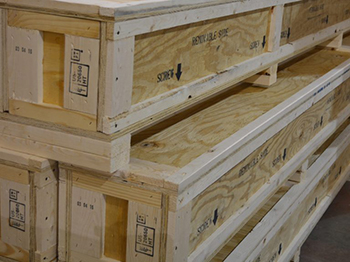 Crate Pros Export Crating