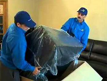 CratePros Inside Delivery