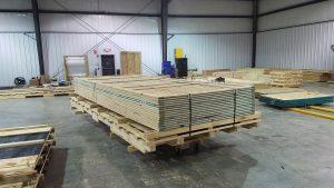 18-foot Prototype Car Crates