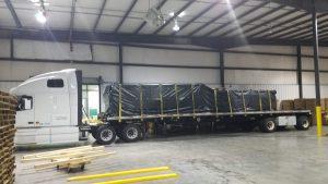 18-foot Car Crates Shipping