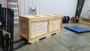 Mold Air Export Crating & Shipping