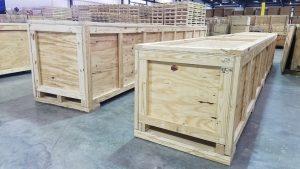 Oversized Export Crates