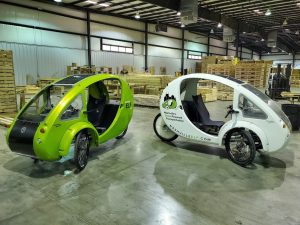 Solar-Assisted Tricycles Crating and Shipping